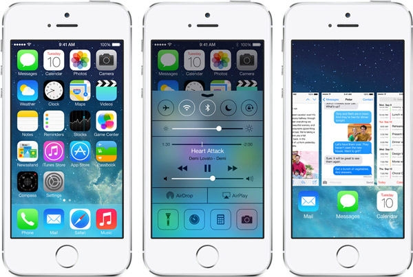 Designing for iOS 7: Guide to Getting Started - Designmodo