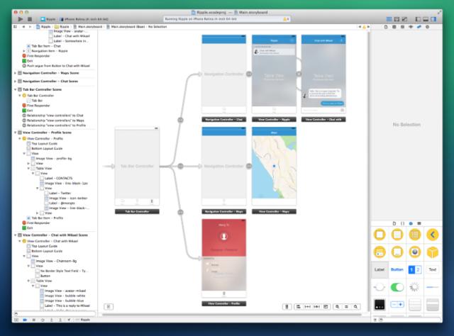 Learning Xcode 5 As a Designer — Design/UX — Medium