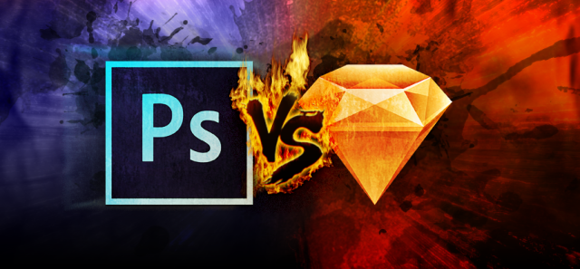 Photoshop vs Sketch - Photoshop Secrets