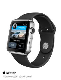 דרור כהן מעצב אפליקציות - עיצוב אפליקציה ל-iwatch